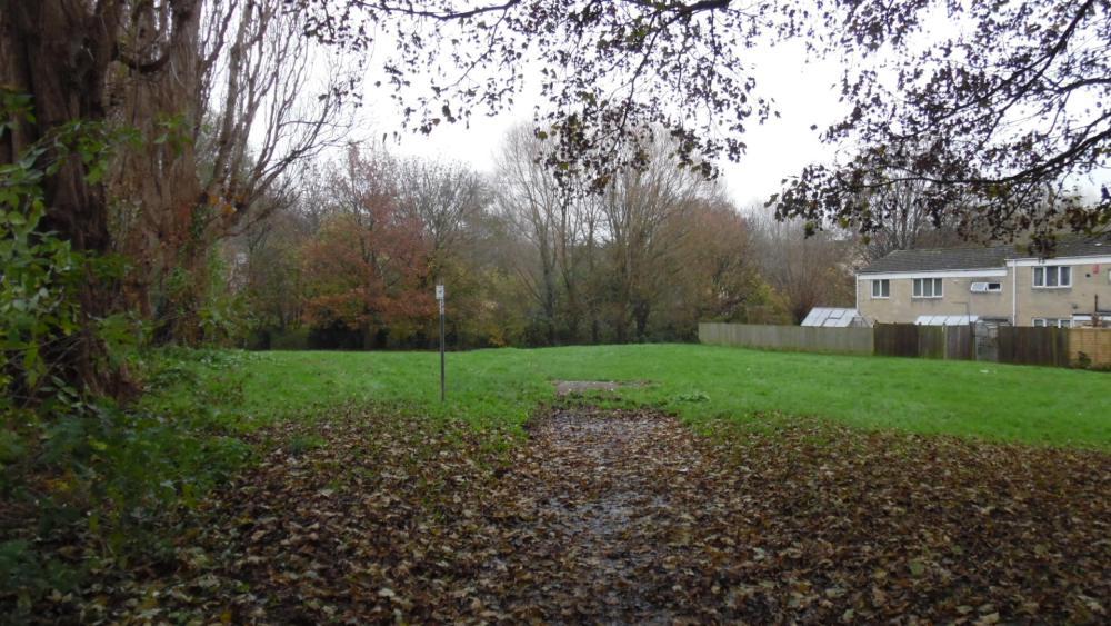 Larkhall to Alice Park Path (4/6)