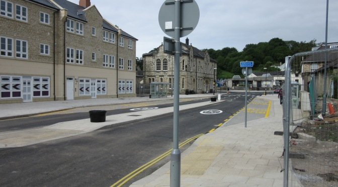 Radstock, A Sign of Failure