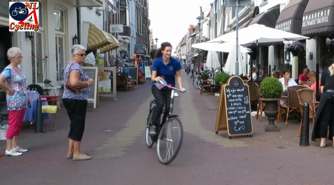 Crowded cycleways lead to new urban design approach