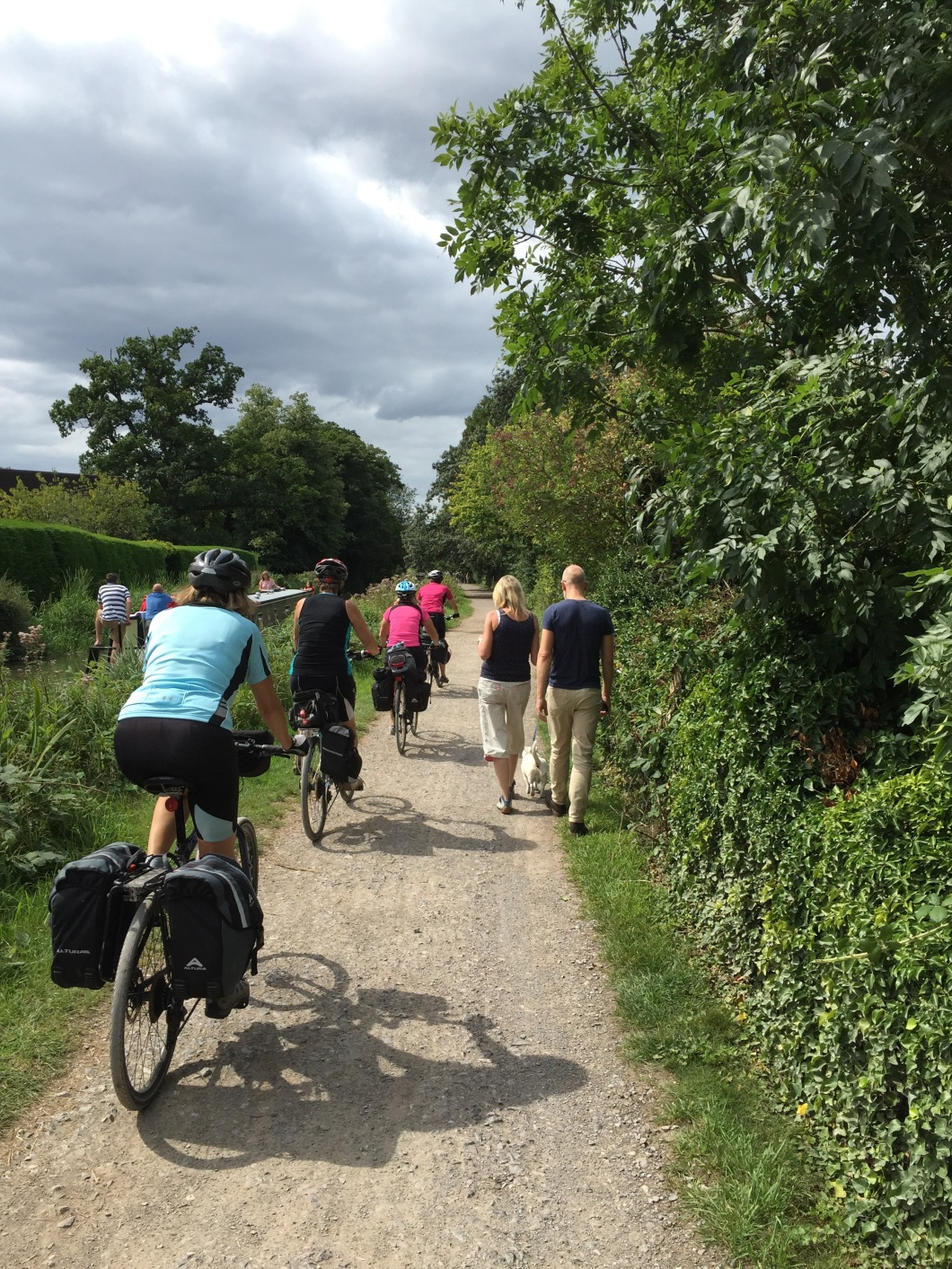 kennet and Avon canal towpath