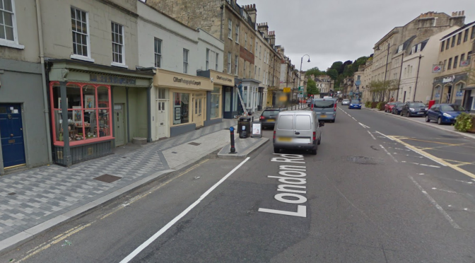 Threat to London Road Cycle Infrastructure
