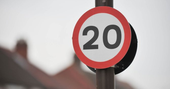 The attack on 20mph schemes in BaNES