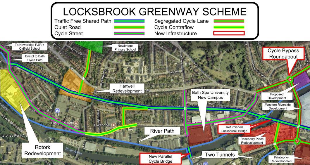 Locksbrook Greenway Scheme (4)
