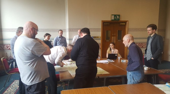 On when Boardman's team met… Rochdale Council