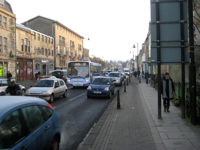 Bath Preservation Trust support for Clean Air Zone.
