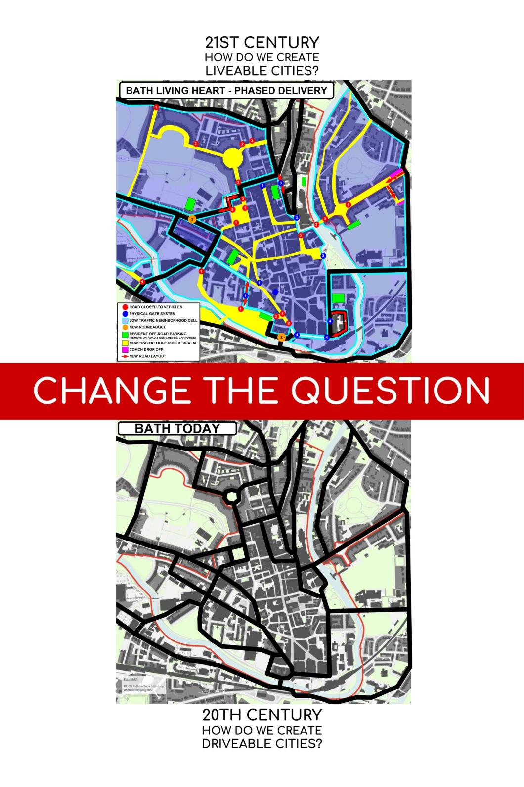 Change The Question_ LIVEABLE CITIES